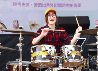20170304羅小白S.white-TT (Twice )Drum Cover
