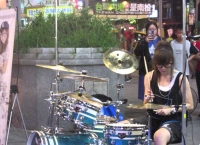 【花絮】2015/9/4 羅小白 - Saturday Night Gave Me Sunday Morning 試打
